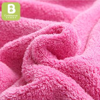 Curbblan 卡伴 微米超柔速干 儿童浴巾