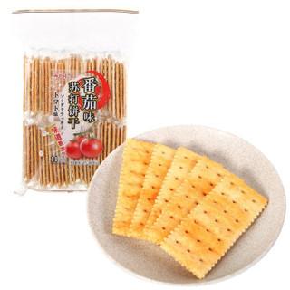 御之味 饼干蛋糕 零食 苏打饼干 番茄味 360g/袋 *2件