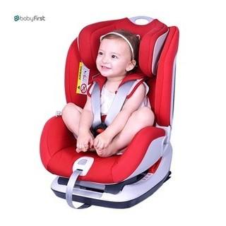 BabyFirst 宝贝第一 太空城堡系列 儿童安全座椅 0-6岁 经典红