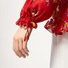 Massimo Dutti 05141818600 女士印花衬衫