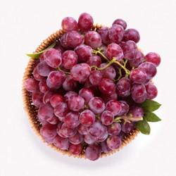 国产红提 葡萄/提子 1kg装 新鲜水果 *3件