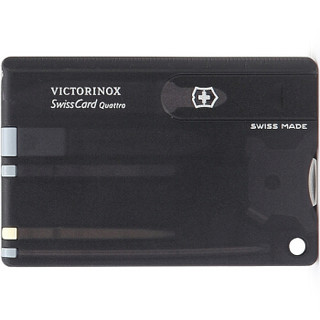 VICTORINOX 维氏 0.7233.T3 卡包 黑色