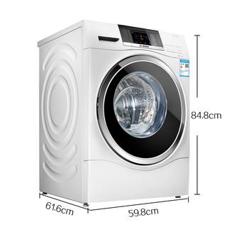 8号0点 : BOSCH 博世 XQG100-WAU287600W 10公斤 滚筒洗衣机