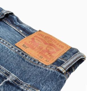 Levi's 李维斯 501系列 00501-2199 男士直筒牛仔裤