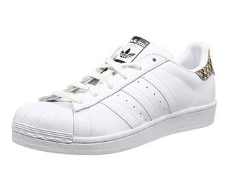 adidas 阿迪达斯 Superstar W 女士板鞋