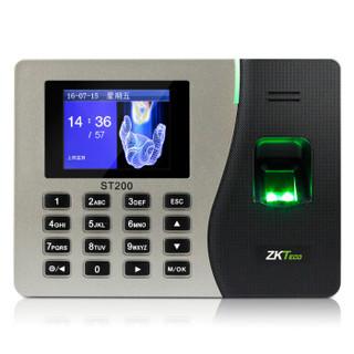 ZKTeco 中控智慧 ST200 考勤机 (U盘下载、免软件版、指纹考勤机)
