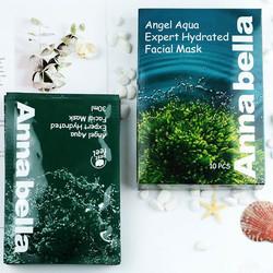 Annabella 安娜贝拉 深海矿物海藻面膜 10片 5盒装 *4件