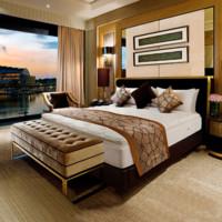 金可儿床垫酒店1.5m1.8米加厚双人独立弹簧护脊椎席梦思床垫晶莹