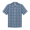 Brooks Brothers 1000045938 男士短袖衬衫