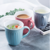 ST Ceramics 三塘 浮雕陶瓷马克杯 365ml 2个装 送勺子 14.9元(需用券)
