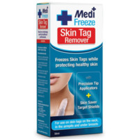 medi 祛除颈部脂肪粒油脂粒修护乳