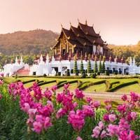 自由行:上海-泰国清迈5-6天(直飞往返,全程多酒店可选)