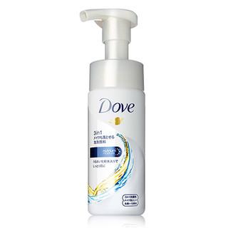 Dove 多芬 3合1卸妆洁面泡沫