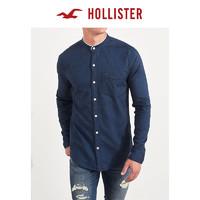 HOLLISTER 213699-2 男士弹力紧身牛津衬衫 XL