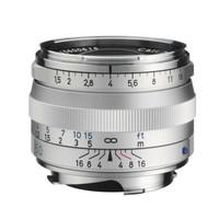 ZEISS 蔡司 C Sonnar T* 50mm F1.5 ZM 定焦镜头 银色