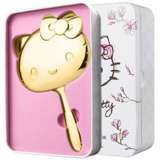 Hello Kitty 凯蒂猫 金属手柄化妆镜