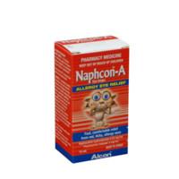 Naphcon-A 祛紅血絲舒緩眼藥水