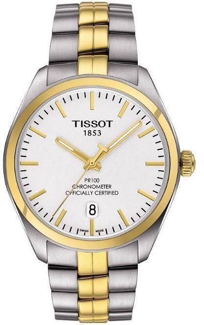 TISSOT 天梭 PR100 T101.451.22.031.00 男士时装腕表