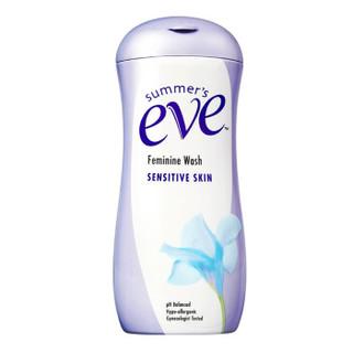 summer's eve 夏依 敏感洗液