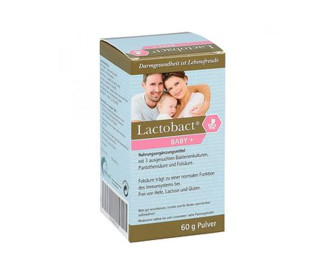 Lactobact 婴儿有机浓缩益生菌粉