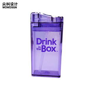 Drink in the Box 儿童吸管杯