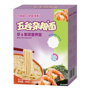 Take Care 培康 五谷杂粮面 虾仁紫菜营养面