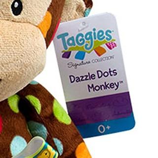 Taggies 毛绒玩偶