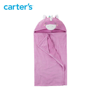 Carter's 独角兽浴巾