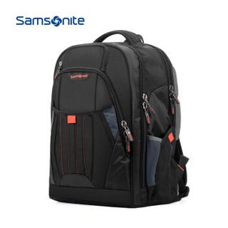 Samsonite 新秀丽 36B*09008 男士多功能双肩包 +凑单品