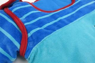 Luvena Fortuna 英国小木马 G8991 婴儿可拆袖睡袋