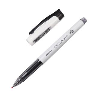ZEBRA 斑马 SARASA JJZ58 中性笔 (黑色、10支)