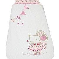 Luvena Fortuna 英国小木马 D2614 纯棉婴儿无袖睡袋