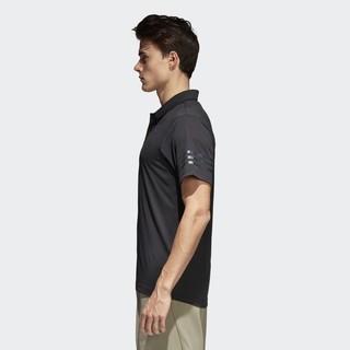 阿迪达斯adidas Climacool Polo 男子 短袖POLO CW3930 S码