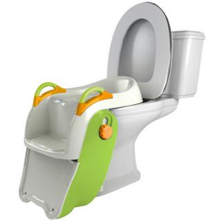 小白熊 海豚婴儿坐便器