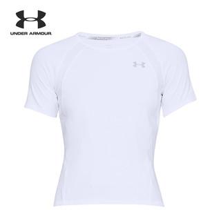 Under Armour 安德玛 UA女子 CoolSwitch 短袖跑步T恤蓝色XS码