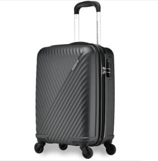 AMERICAN TOURISTER 美旅 AX9 超轻万向轮旅行箱 20寸