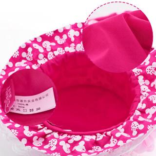 Disney 迪士尼 0437 儿童精梳棉遮阳渔夫帽