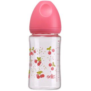 rikang 日康 宽口玻璃奶瓶