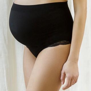 CACHE COEUR 孕妇专用托腹高腰内裤