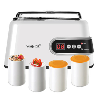 Yoice 优益 Y-SA8 酸奶机 1.3L