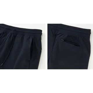 女装 DRY-EX高弹力短裤 404084 优衣库UNIQLO 灰色M码