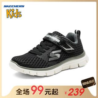 SKECHERS 斯凯奇 男童运动鞋 660014L