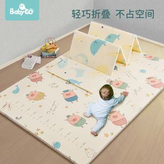 babygo 婴幼儿爬行垫