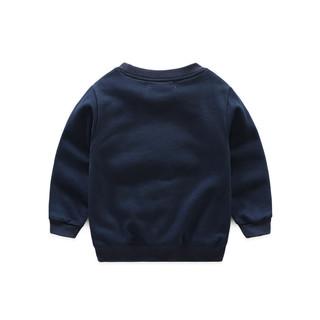 I.K 印象童年 儿童加绒卡通卫衣