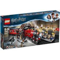 LEGO 乐高 75955 哈利波特系列 霍格沃茨特快车开箱