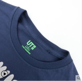 UNIQLO 优衣库 儿童LINE FRIENDS印花T恤