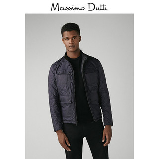 Massimo Dutti 03302102400-23 男士双面穿羊皮革夹克 XXL