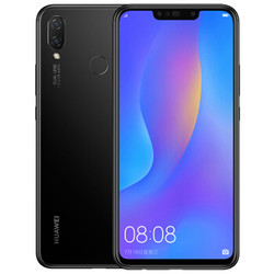 HUAWEI 华为 nova 3i 智能手机 亮黑色 6GB 64GB
