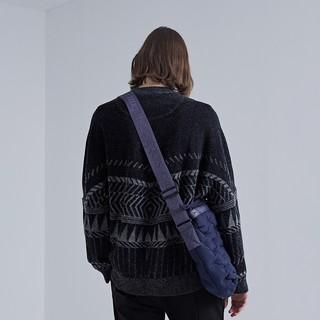 CROQUIS 速写 9H8822391 男士趣味图案羊毛衫 S