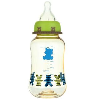 小白熊 标口防胀气PPSU奶瓶